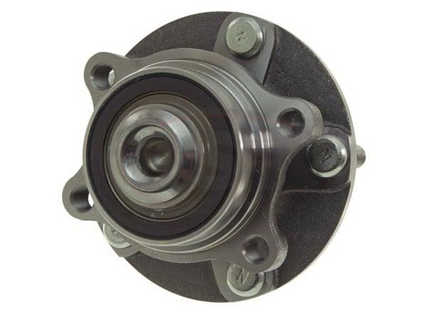 moog-513268 Front Wheel Bearing and Hub Assembly