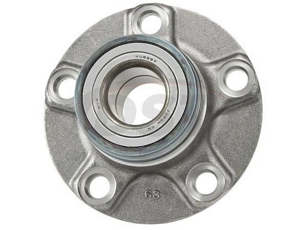 MOOG-513269 Front Wheel Bearing and Hub Assembly
