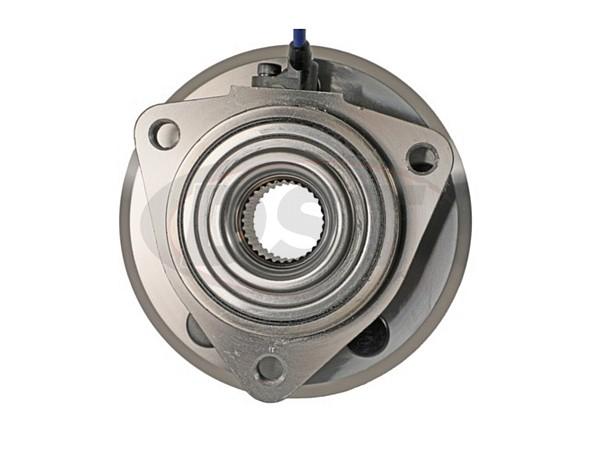 MOOG-513270 Front Wheel Bearing and Hub Assembly