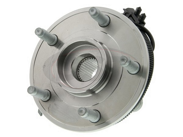 MOOG-513272 Front Wheel Bearing and Hub Assembly