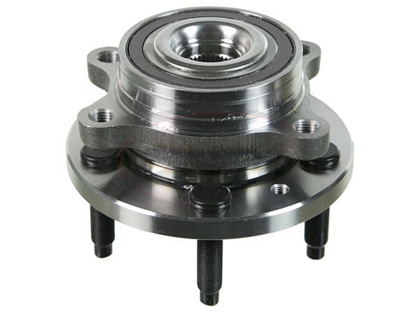 MOOG-513275 Front Wheel Bearing and Hub Assembly