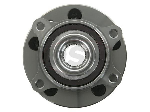 MOOG-513275 Front Wheel Bearing and Hub Assembly