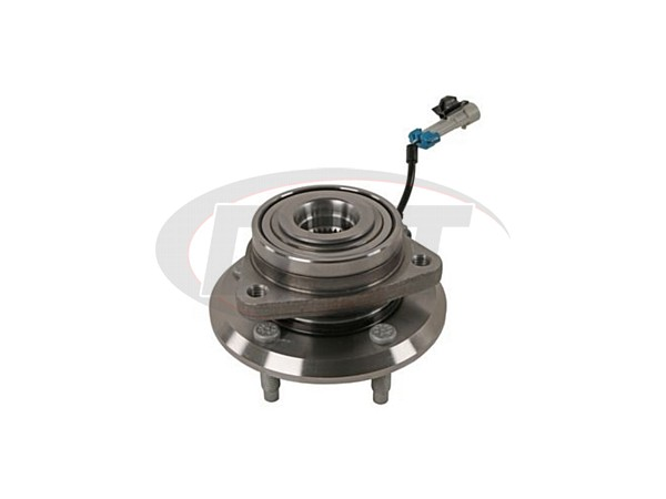 moog-513276 Front Wheel Bearing and Hub Assembly