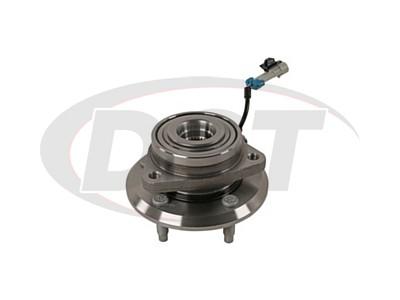 Front Wheel Bearing and Hub Assembly
