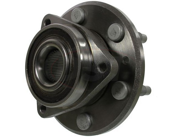 Front OR Rear Wheel Bearing and Hub Assembly