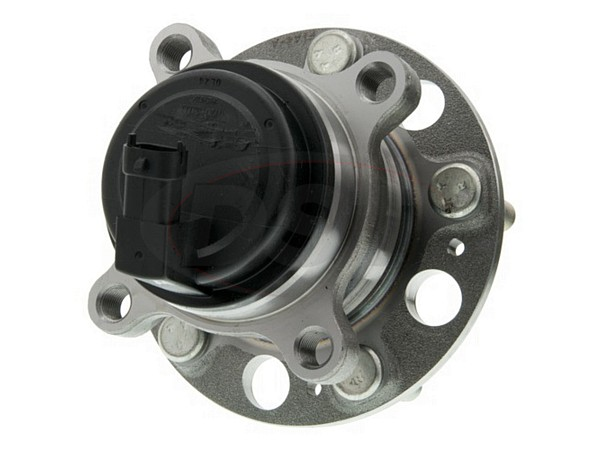 MOOG-513278 Front Wheel Bearing and Hub Assembly