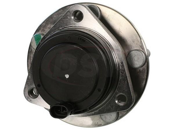 MOOG-513280 Front Wheel Bearing and Hub Assembly