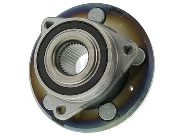 MOOG-513281 Front or Rear Wheel Bearing and Hub Assembly