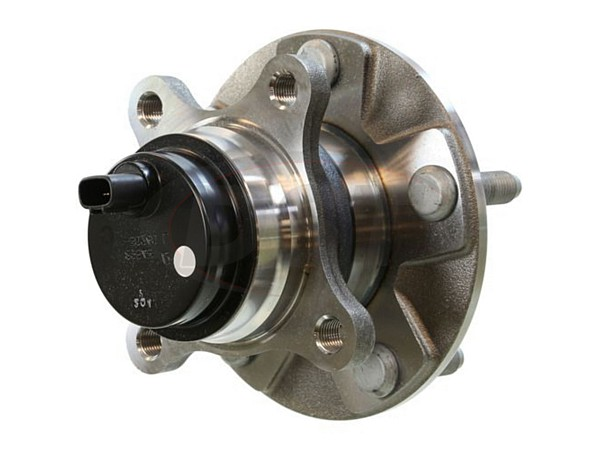 Front Left Wheel Bearing and Hub Assembly