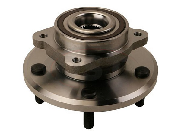 MOOG-513286 Front Wheel Bearing and Hub Assembly