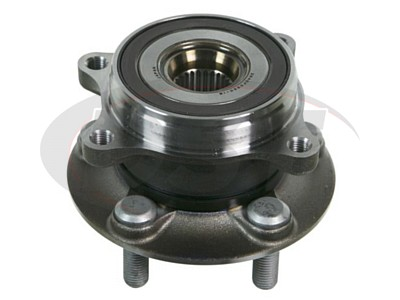 Moog Front Wheel Bearing and Hub Assemblies for CT200h, Prius