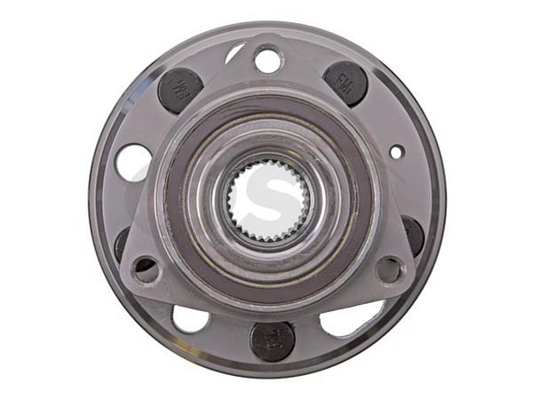 MOOG-513288 Front Wheel Bearing and Hub Assembly