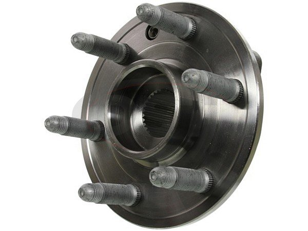MOOG-513289 Front and Rear Wheel Bearing and Hub Assembly
