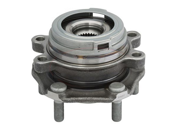 Front Wheel Bearing and Hub Assembly - 2.5L