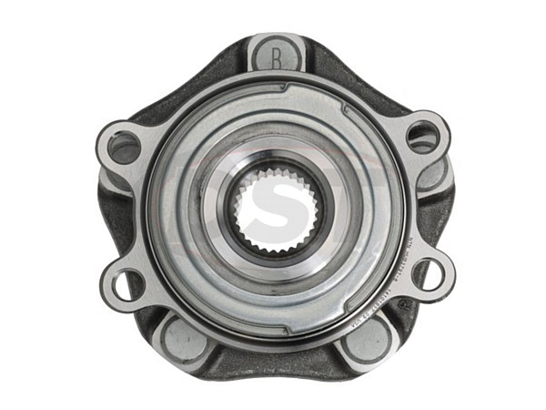 moog-513294 Front Wheel Bearing and Hub Assembly - 2.5L
