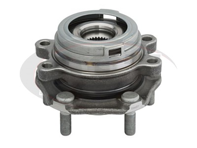 Moog Front Wheel Bearing and Hub Assemblies for Altima