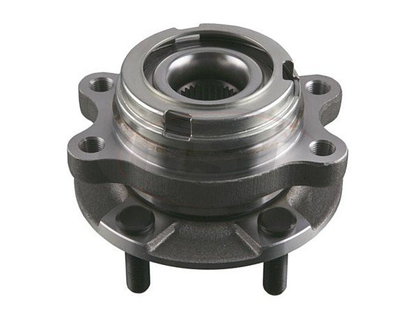 Moog 513179 Front//Rear Wheel Bearing and Hub Assembly