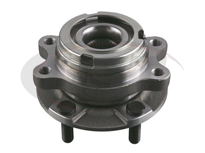 Moog Front Wheel Bearing and Hub Assemblies for JX35, QX60, Altima, Maxima, Murano, Pathfinder