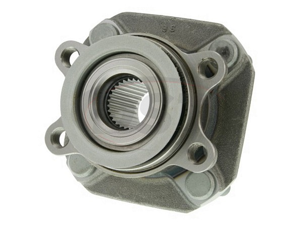 MOOG-513297 Front Wheel Bearing and Hub Assembly