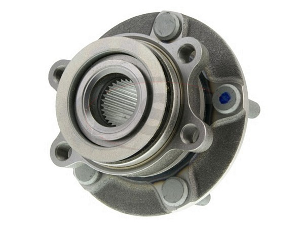 MOOG-513298 Front Wheel Bearing and Hub Assembly