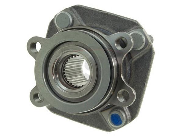 MOOG-513299 Front Wheel Bearing and Hub Assembly