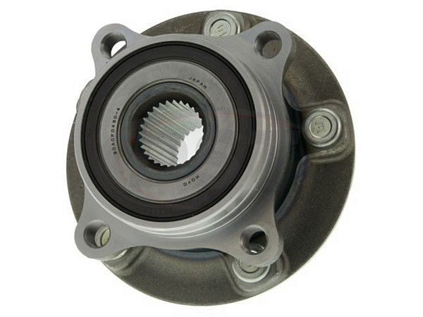 MOOG-513300 Front Wheel Bearing and Hub Assembly - All Wheel Drive