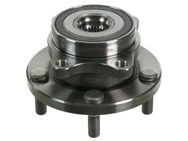 moog-513302 Front Wheel Bearing and Hub Assembly - STi