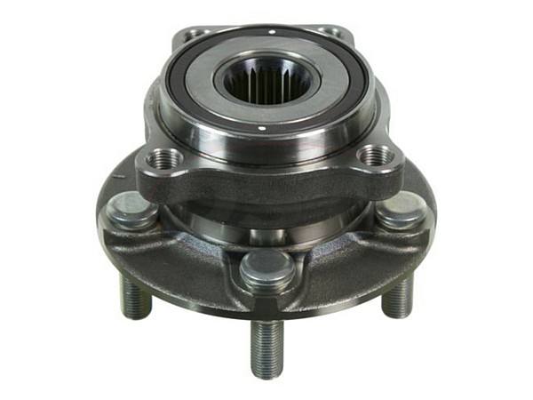 moog-513303 Front Wheel Bearing and Hub Assembly - Non STi