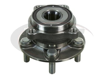 Front Wheel Bearing and Hub Assembly - Non STi