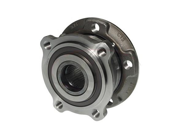 MOOG-513305 Front Wheel Bearing and Hub Assembly