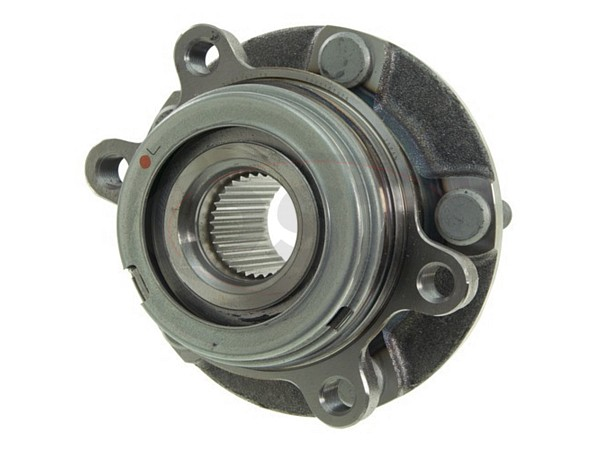 MOOG-513306 Front Wheel Bearing and Hub Assembly - Driver Side