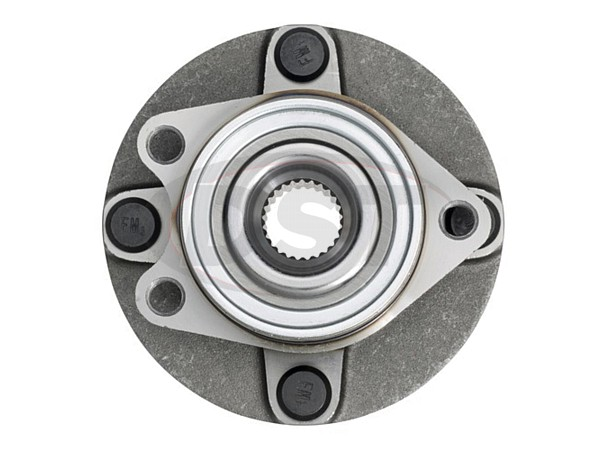 moog-513308 Front Wheel Bearing and Hub Assembly