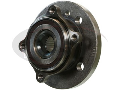Moog Front Wheel Bearing and Hub Assemblies for Cooper