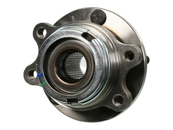 moog-513310 Front Wheel Bearing and Hub Assembly
