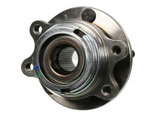 MOOG-513310 Front Wheel Bearing and Hub Assembly
