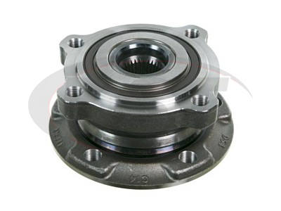 Moog Front Wheel Bearing and Hub Assemblies for X5, X6