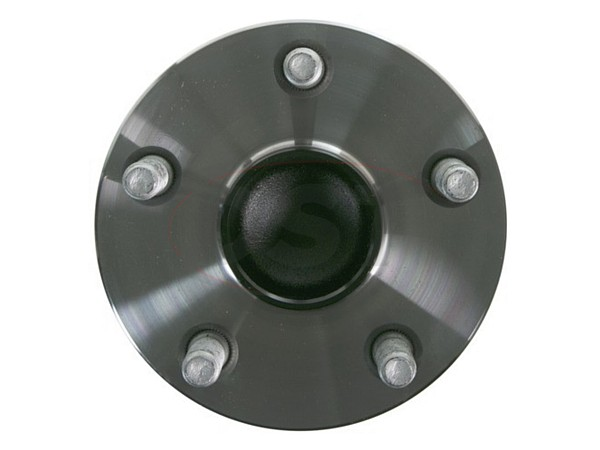 moog-513314 Front Right Wheel Bearing and Hub Assembly