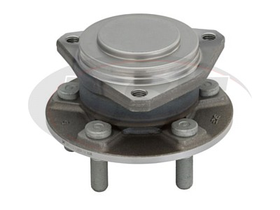 Moog Front Wheel Bearing and Hub Assemblies for 300, Challenger, Charger