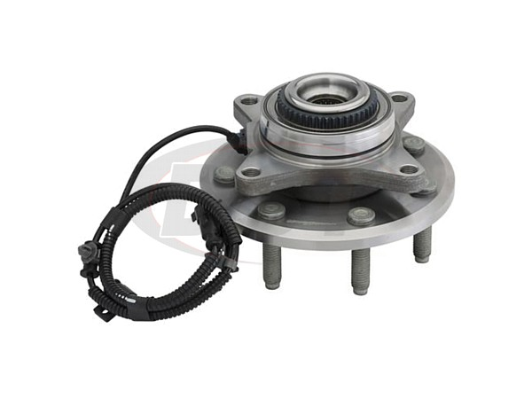 moog-513326 Front Wheel Bearing and Hub Assembly - Rear Wheel Drive