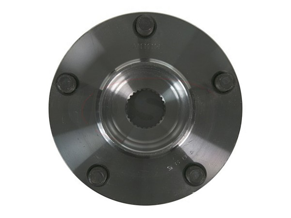 moog-513334 Front Wheel Bearing and Hub Assembly - Rear Wheel Drive