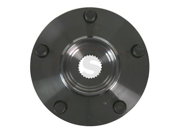 moog-513335 Front Wheel Bearing and Hub Assembly - AWD