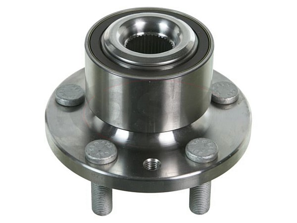 Front Wheel Bearing and Hub Assembly fits 2011 Land Rover LR2