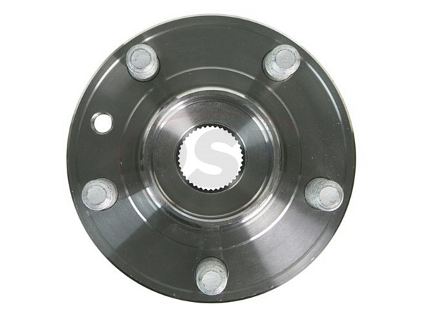 moog-513337 Front Wheel Bearing and Hub Assembly