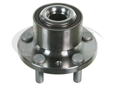 Moog Front Wheel Bearing and Hub Assemblies for LR2