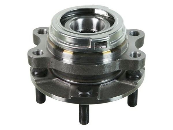 moog-513338 Front Wheel Bearing and Hub Assembly