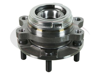 Moog Front Wheel Bearing and Hub Assemblies for Murano, Quest