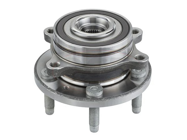 moog-513339 Front Wheel Bearing and Hub Assembly