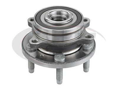 Moog Front Wheel Bearing and Hub Assemblies for Taurus