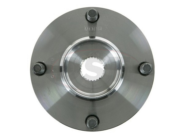 moog-513344 Front Wheel Bearing and Hub Assembly