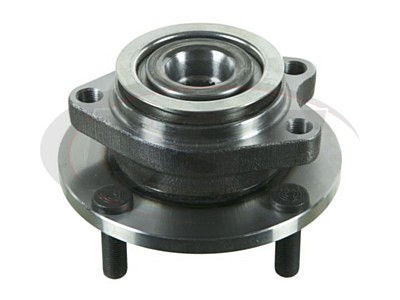 Moog Front Wheel Bearing and Hub Assemblies for Cube